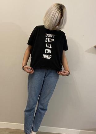 Befree чорна футболка, стан ідеальний, розмір s