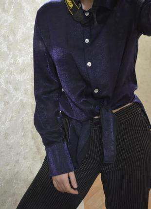 Стильная рубашка винтаж