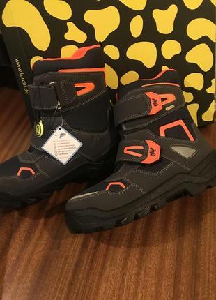 Зимние ботинки термоботинки  kaspar,саламандер