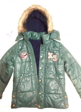 Куртка зимняя, пуховик.