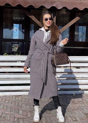 Пальто на запах)))премиум качество)))