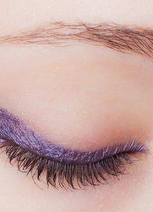 Фиолетовый карандаш для глаз clarins crayon khol pencil 10 true violet