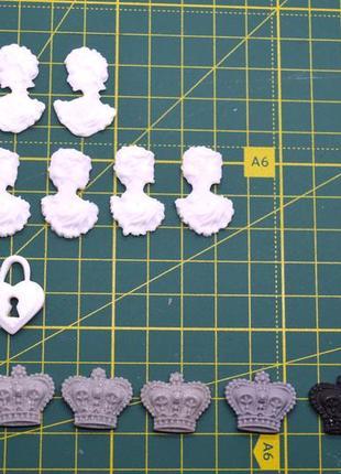 Пластиковые фигурки для скрапа, творчества, поделок, скрапбукинг, hand made.