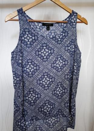 Легкая летняя блуза/майка от atmosphere, размер l