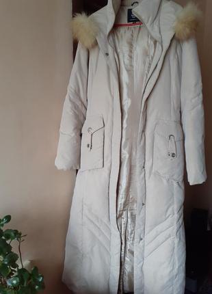 Пуховик (куртка зимова)