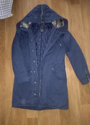 Куртка, парка зима