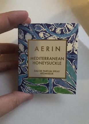 Aerin mediterranean honeysuckle пробник духи 1.5мл