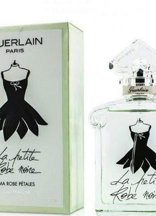 Guerlain la petite noire ma robe petales 100 ml женский парфюм