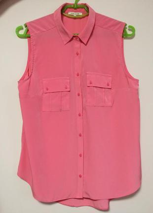 Нежная и стильная блуза на пуговичках