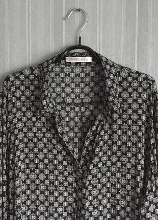 Betty barclay: блуза c глубоким декольте