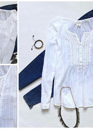 Нарядная блуза  от h&m.