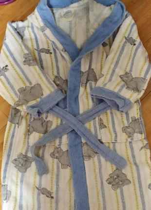 Крутой махровый халат