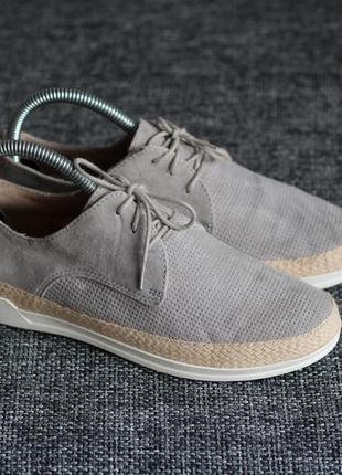 Туфлі caprice оригінал нат замша