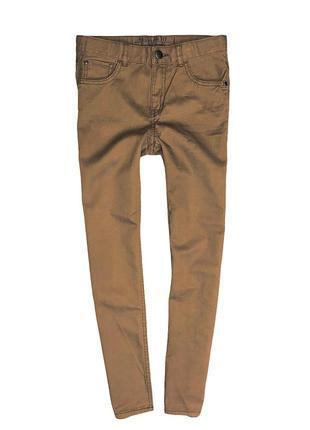 Котоновые штаны h&m на 9-10л
