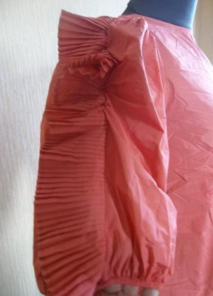 Zara блуза с пышными, объемными рукавами