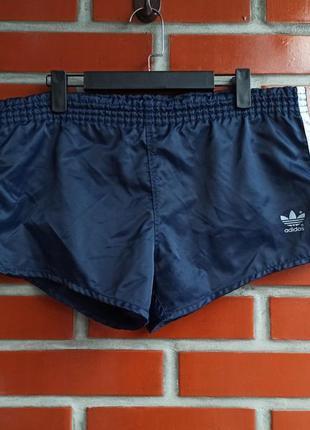 Adidas vintage west germany мужские шорты m - l