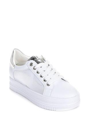 Сникерсы городские кроссовки женские 24.5см lonza