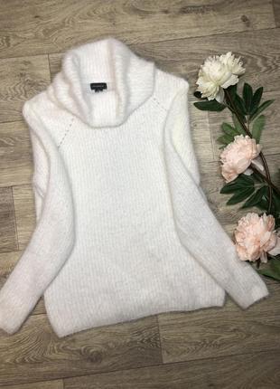Бомбезный тёплый свитер травка primark