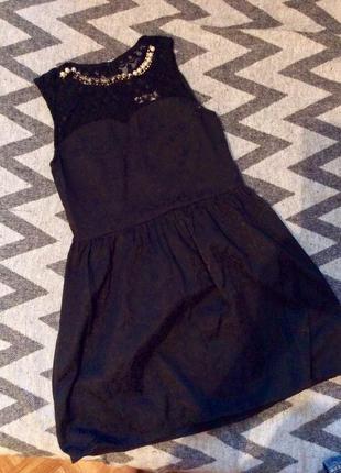 Черное платье epiffani, размер s