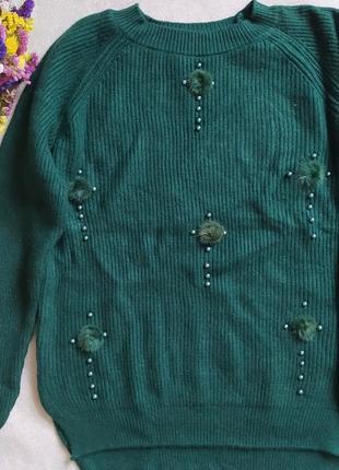 Красивий теплий светр