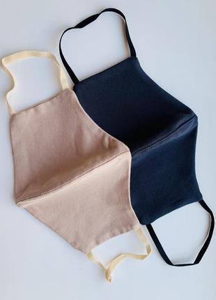 Комплект защитных масок для лица «сменный»