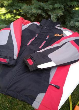 Лыжная куртка jask wolfskin раз s