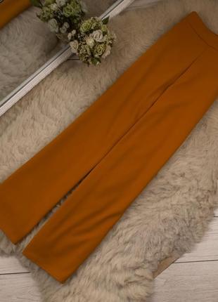 Стильные широкие брюки от boohoo рр 12 наш 46