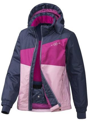 Лижна куртка дівчинці crivit