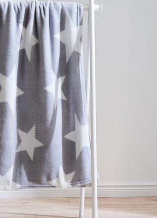 Флисовый плед, одеяло