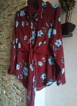 Красивая блуза блузка