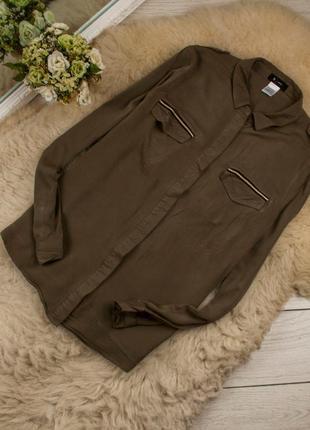 Качественная красивая блуза от   la redoute рр 16 наш 50