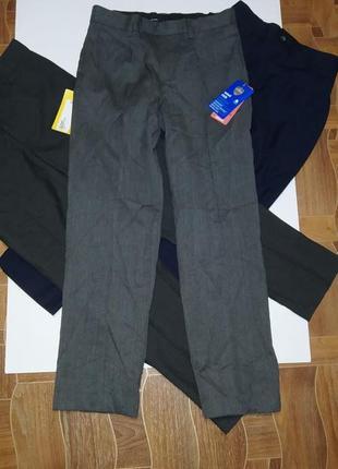 Брендовые брюки шерсть 9-10 лет
