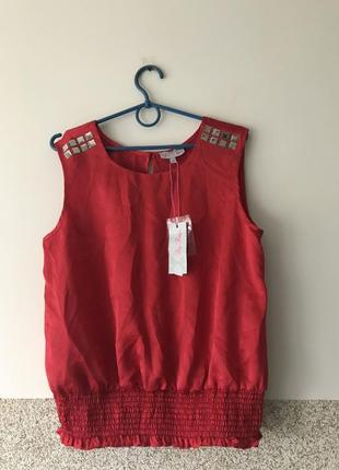 Брендова блуза жіноча be beau matalan l [великобританія] (женская)