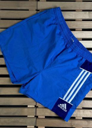 Супер крутые красивые мужские шорты adidas размер l