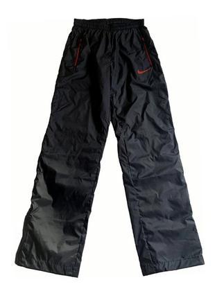 Продам тёплые спортивные штаны плащёвка на флисе