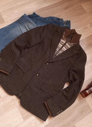 Мужской пиджак  р 48-52