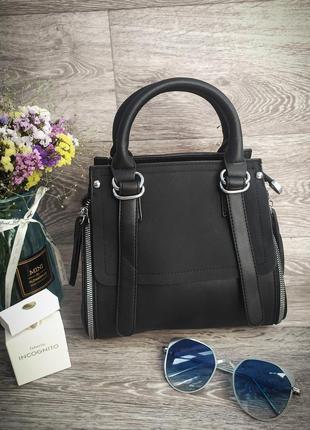 Новая шикарная качественная сумка через плечо кроссбоди / клатч