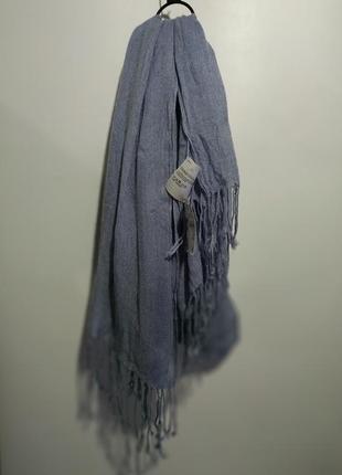 Большой шарф-палантин c&a.