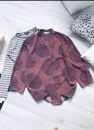 Блуза блюзка кофта сорочка базовая рубашка