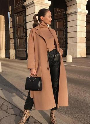 Пальто-халат zara