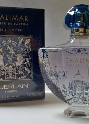 Guerlain shalimar souffle de parfum edition limitee - чудесная лимиточка!