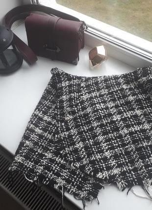 Ассиметричная юбка на запах