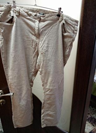 Плотні завужені штани+