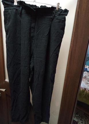 Стильні штани з високою посадкою
