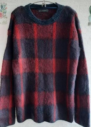 Стильный тепленький свитерок 50,52 р.