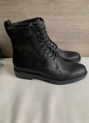 Ecco ботинки оригинал