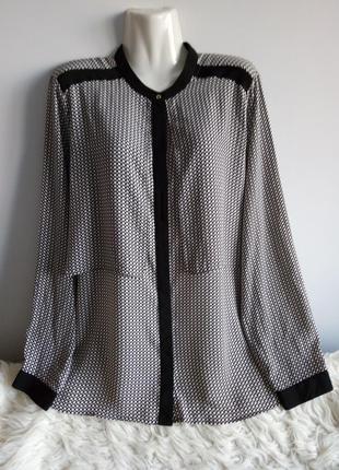 Нарядная коллекционная блуза, m&s, р. 18/3xl