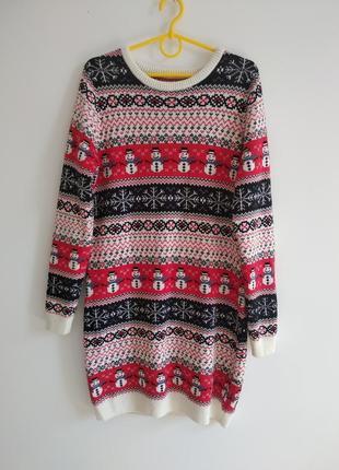 Тепле плаття розмір m-l