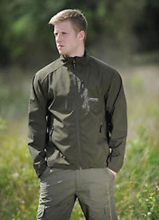 Куртка deerhunter light jacket  stormliner ® на 99% водонепроницаемая - m