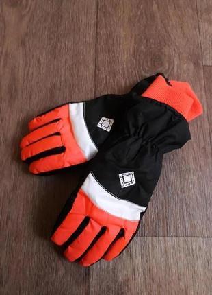 Детские зимние перчатки краги crivit германия